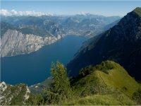 le plus grand lac d'Italie