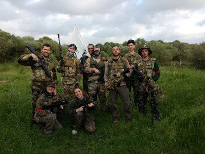 La Brigata SAT - Guerra Simulata Sassari