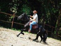 Riding in Cilento