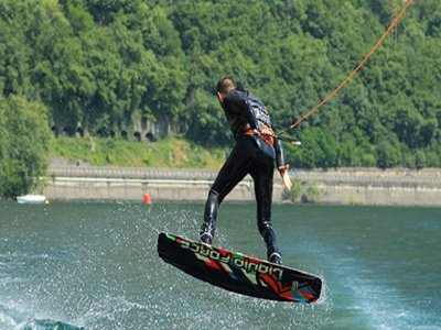 Como Lake Boats Wakeboard