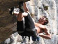 Climbing Monte Grappa