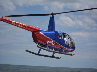 A.S. FlyRoma School Volo Elicottero