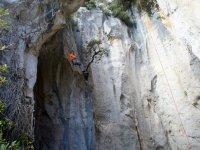 Discese in grotta