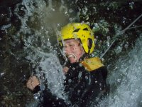 Divertimento canyoning