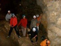 Gruppi di escursione speleo