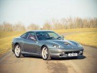 Una bellissima Ferrari