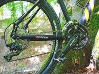 Telaio della bici
