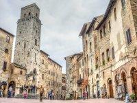 La meravigliosa San Gimignano