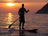 Paddle Surf lago di Como