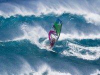 Windsurf adrenalinico