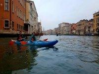 Le bellezze di Venezia dall'acqua