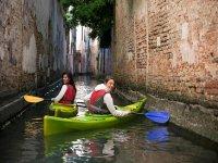 Scoprendo i canali di Venezia