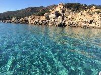 Le acque limpide del nostro mare