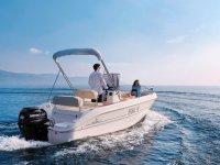 Un giro in barca