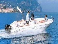 Barca senza patente 40cv