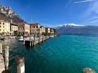 Noleggio barche al lago di Garda