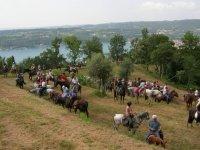 Escursione a cavallo Giaveno