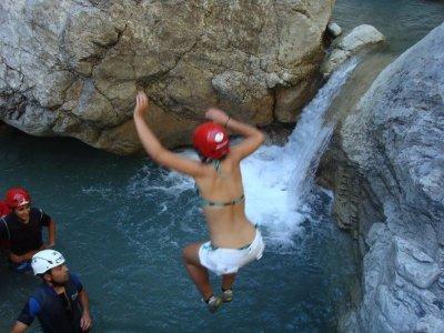 Canyoning Calabria Gole del Raganello