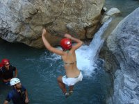 Canyoning Calabria Gole del Raganello