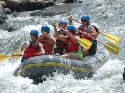 Rafting Lao River Middle section Papasidero