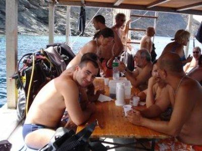 Viva Pantelleria Escursione in Barca