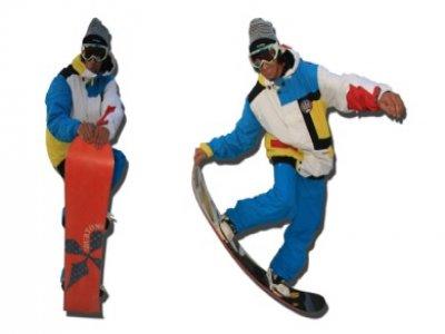 Snowfamily Maestri di Snowboard