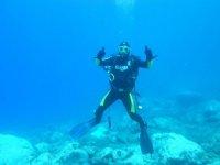 Corsi diving a Naxos