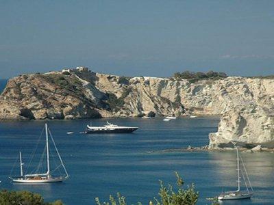 Achille e Lucia Escursione in Barca