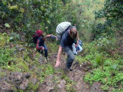 Half-day trekking in the Pollino Park