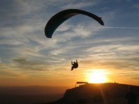 Paragliding and adventure