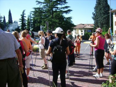 Discovering Veneto Nordic Walking