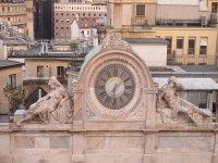 Dettagli del Palazzo dell'Orologio