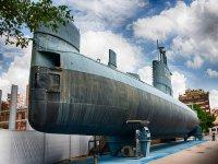 Un sottomarino a Milano?