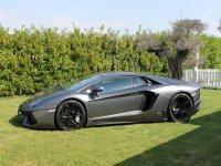 Lamborghini mozzafiato