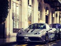 Bellissima auto sportiva