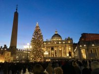 La splendida Piazza San Pietro