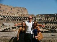 Tour al Colosseo