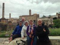 Visita guidata al foro romano
