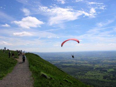 Paragliding Tandem Flight in Sicily