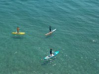 Paddle surf in compagnia