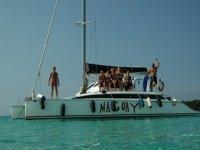 Tutti sulla barca