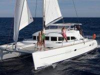 Sulla barca