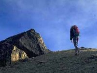 Trekking passion