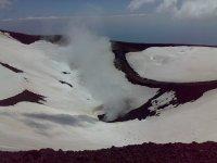 Crateri innevati