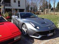 Ferrari spettacolare