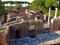 Dettagli del sito archeologico