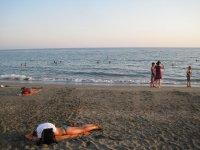 Il mare di Ostia.JPG
