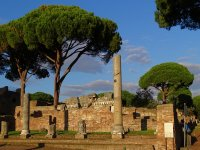 La splendida Ostia Antica