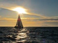 Navigando in mare aperto