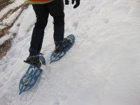 Le racchette da neve